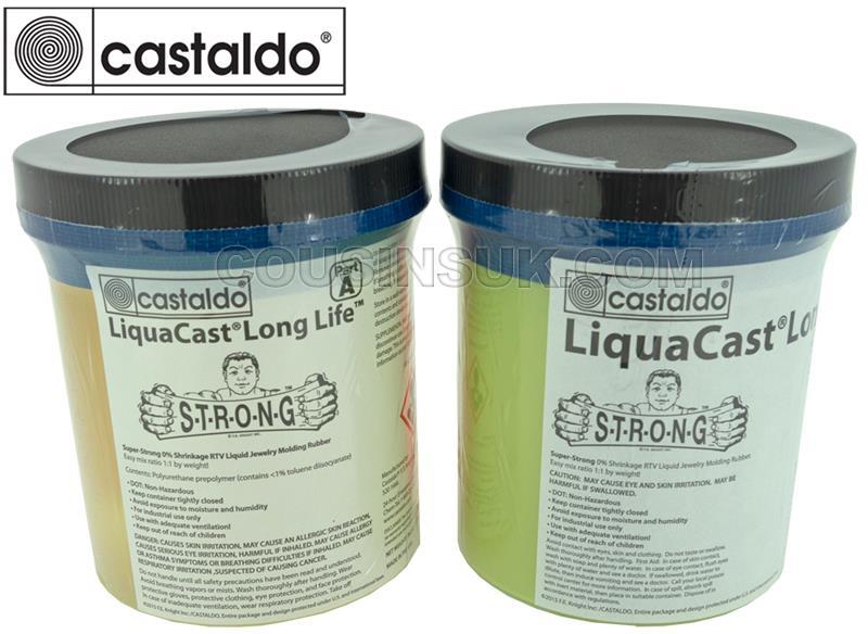 LiquaCast Long Life, Castaldo USA