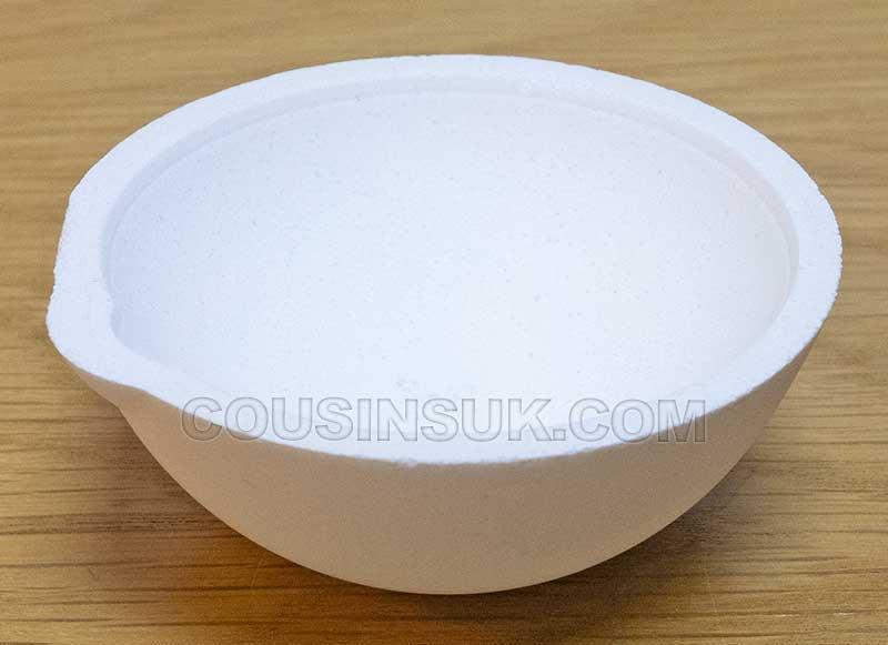 250ml (Ø80mm) Bowl Crucible