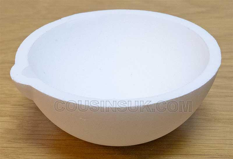 500ml (Ø90mm) Bowl Crucible