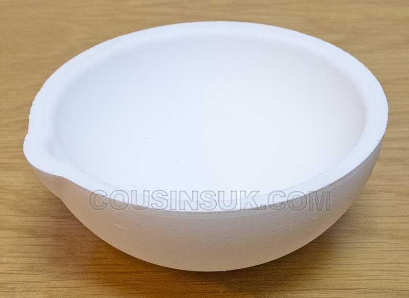1000ml (Ø100mm) Bowl Crucible