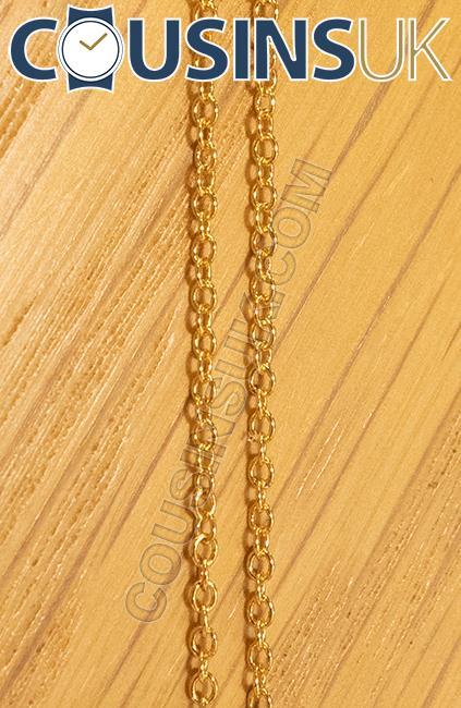 GP, Ø1.60mm Trace Chain, 20 Inch (50cm)