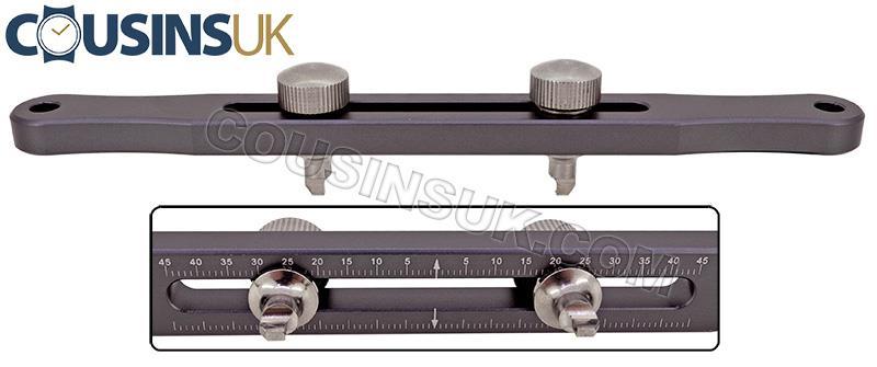 Straight Double Arm Case opener
