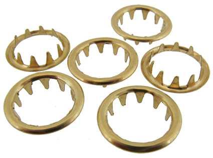 Ø13mm (Ø10mm) Brass, Made in Germany