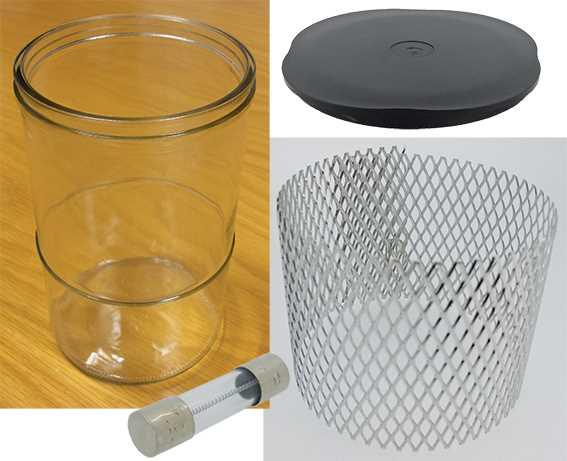 Jars, Lids & Wavebreakers