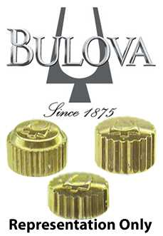 Bulova Crowns Ø3mm & Over