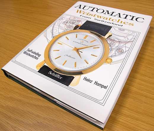 Auto Wristwatches From Switzerland