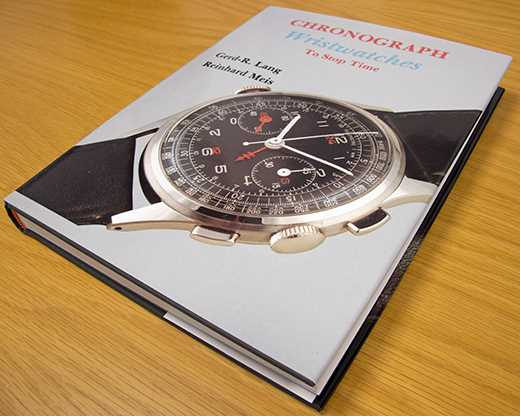 Chronograph Wristwatches, To Stop Time