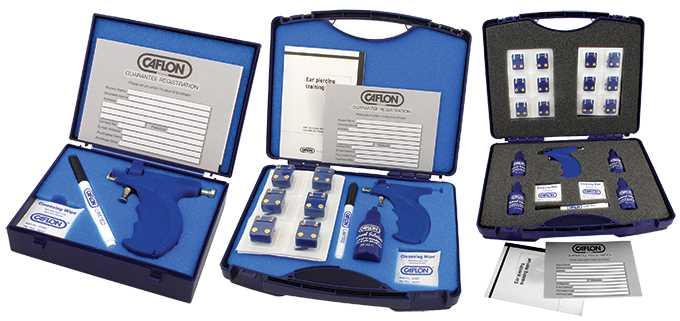 Caflon Blu Equipment