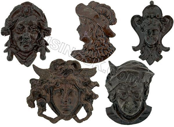 Cameos (Heads)