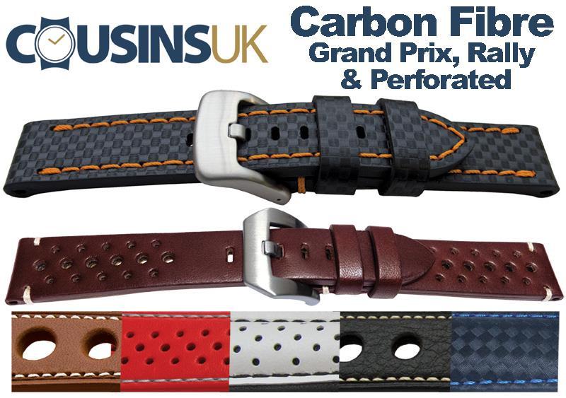 Carbon Fibre, Grand Prix, Rally & Perforated