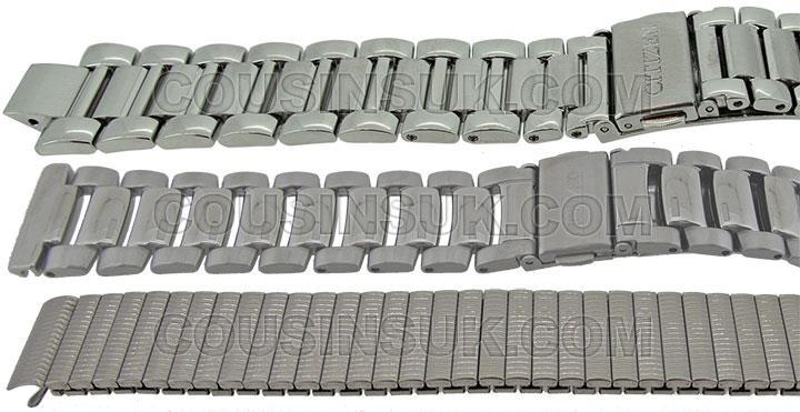 18mm Citizen Bracelets