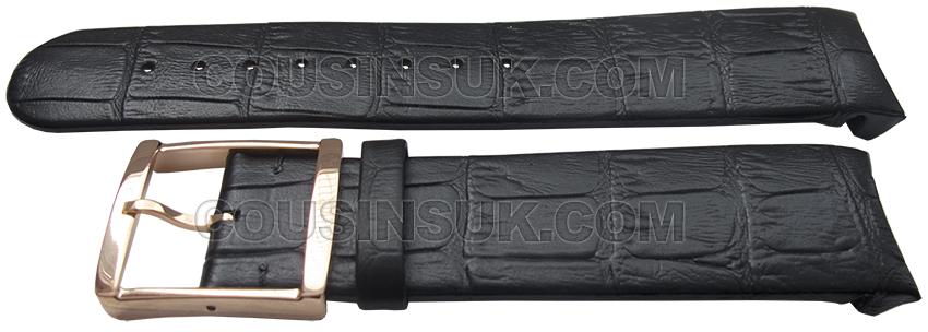 22mm Calvin Klein Black