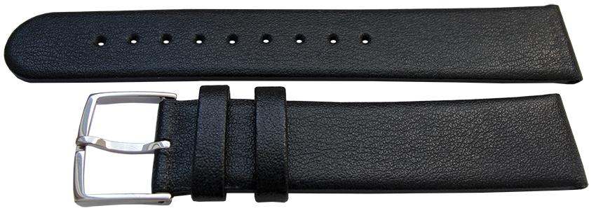 19mm Calvin Klein Black Calf
