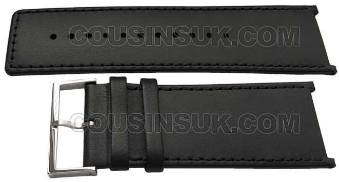 30mm Calvin Klein Black Calf