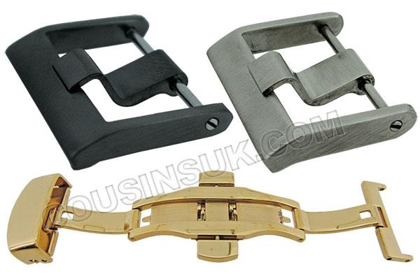 Buckles & Deployment Clasps for Watch Straps