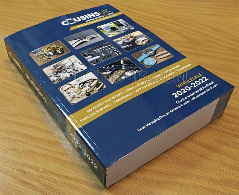Cousins 2020 Catalogue