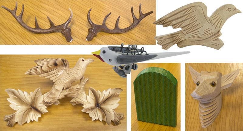 Case Parts & Decorations