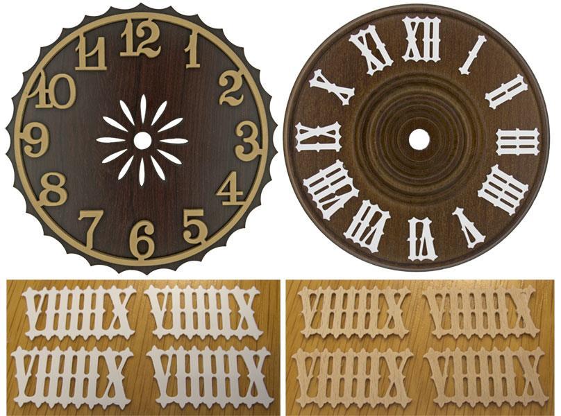 Dials & Numerals