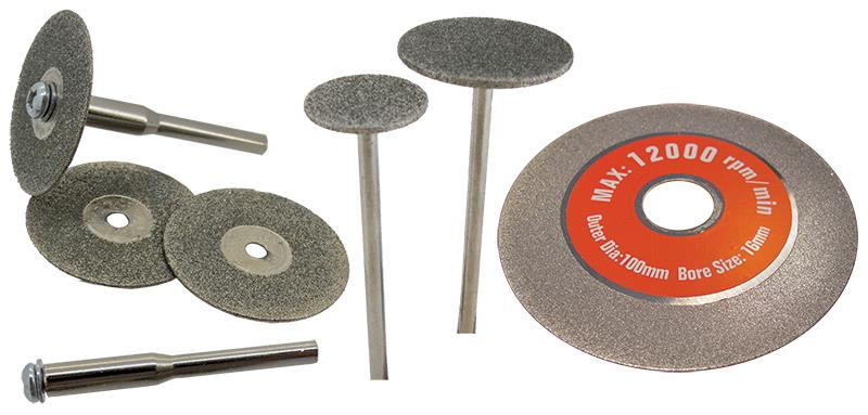 Cutting Discs & Wheels
