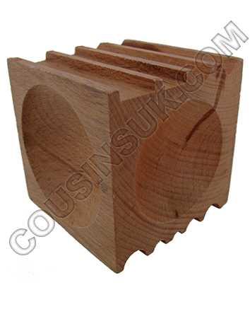 Dapping Cubes, Wooden