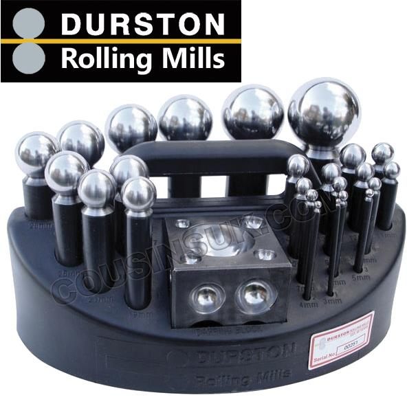 Dapping Sets, Steel Durston