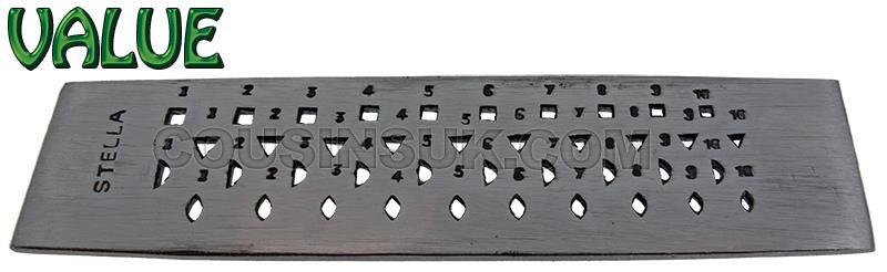 Steel Multishape