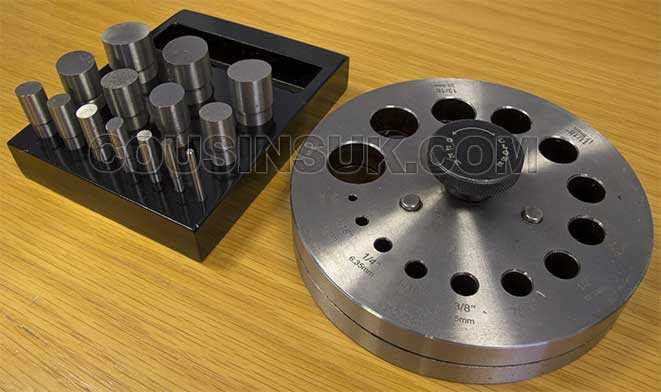 14 Diameters, Ø3 to Ø25mm