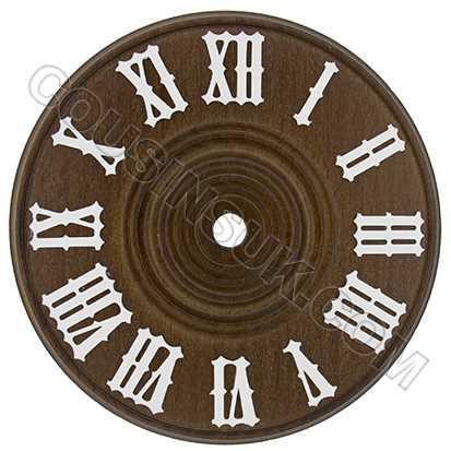 Ø90mm (4.5mm) Wooden Dial