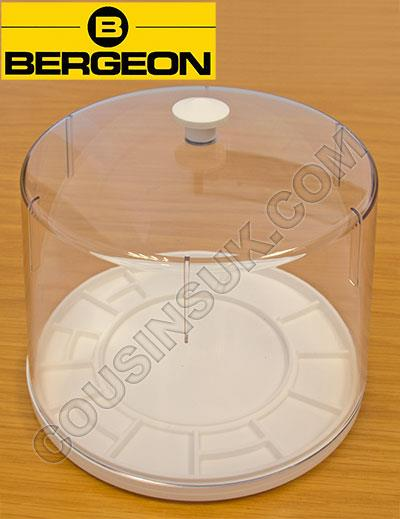 Dust Cover on Divider Tray, Extra Large