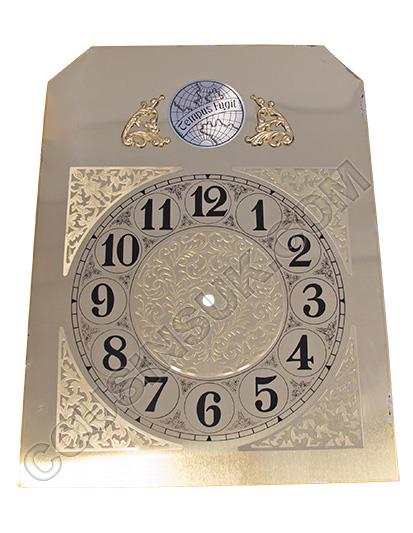 300 x 400mm (Arabic) with Tempus Fugit Plaque