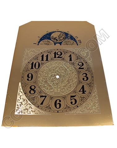 300 x 400mm (Arabic) with Moon Phase Graphic