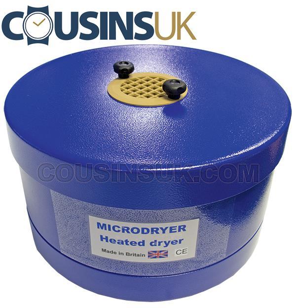 Microdryer for Jewellery