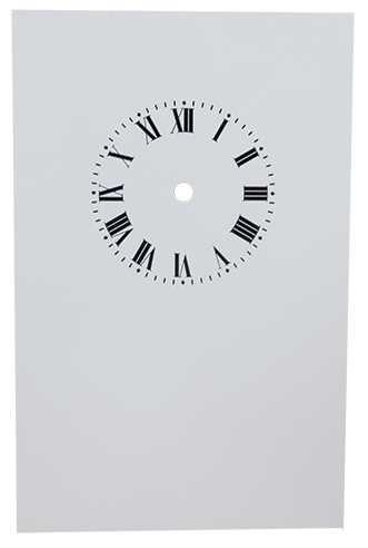 Carriage Clock Dials