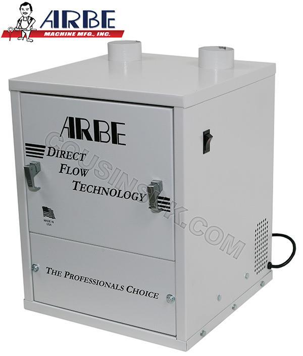 Extractor Unit (Floor Model, Bag), Arbe USA