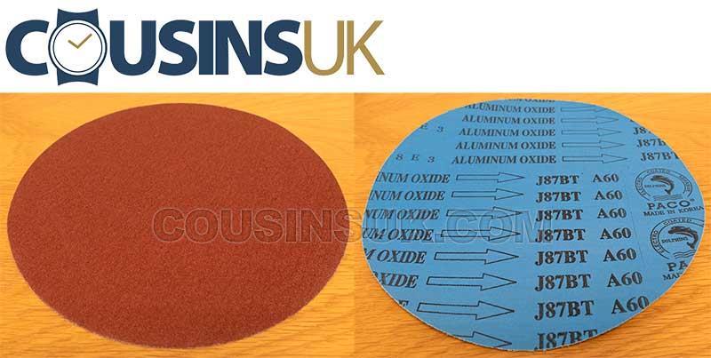 Discs, Aluminium Oxide, PACO (Ø250mm)