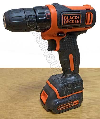 Black + Decker Drill