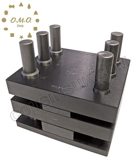 6 Diameters, Ø19 to Ø24mm, Italian
