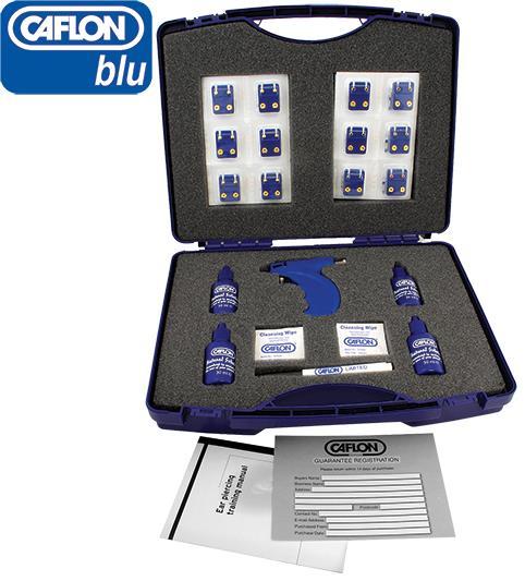 Start Up Kit, Caflon Blu