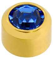 Sapphire (Regular) Bezel Set Studs