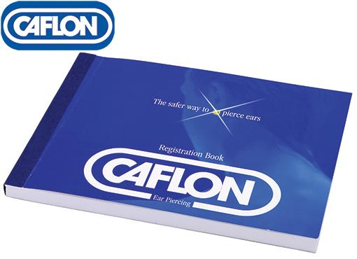 Registration Book, Caflon