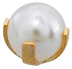 Pearl (Claw Set) 9ct Studs