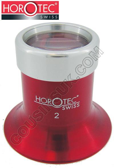 Horotec, Anodised Aluminium