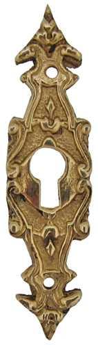 Keyhole Escutcheon (83mm)