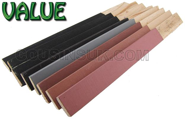 Sticks (Emery) Flat, Value