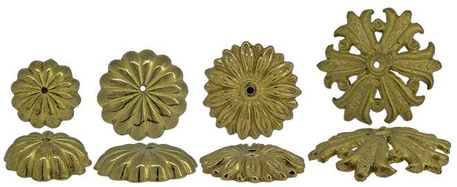 Rosettes (centre hole)