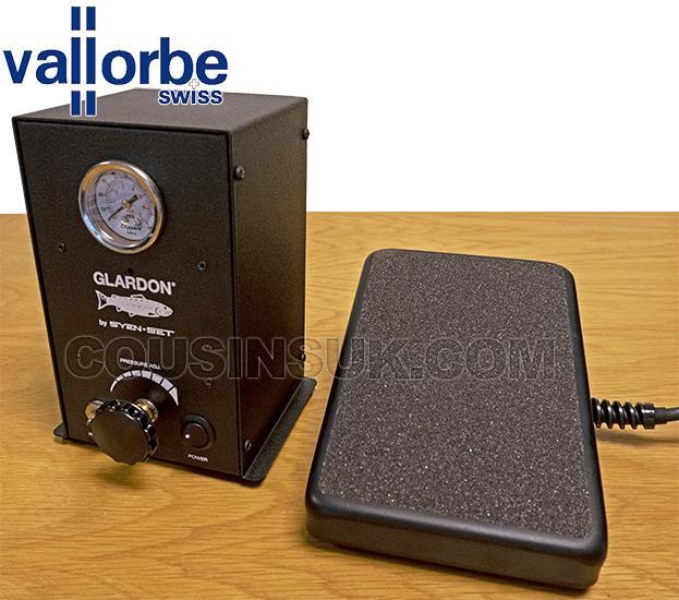 Vallorbe Power Graver, Enset Compact