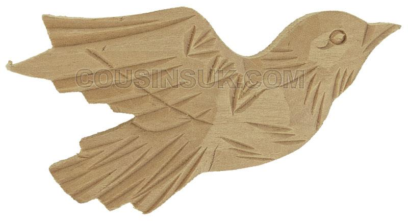 45 x 90mm Cuckoo Case Bird