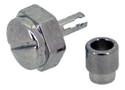9 x Ø3.50 x 2.30mm (5.00mm), Stainless Steel