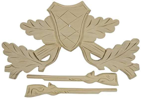 Top Crown, Rifles
