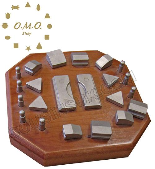 Engravers Block Accessory Set for E8343